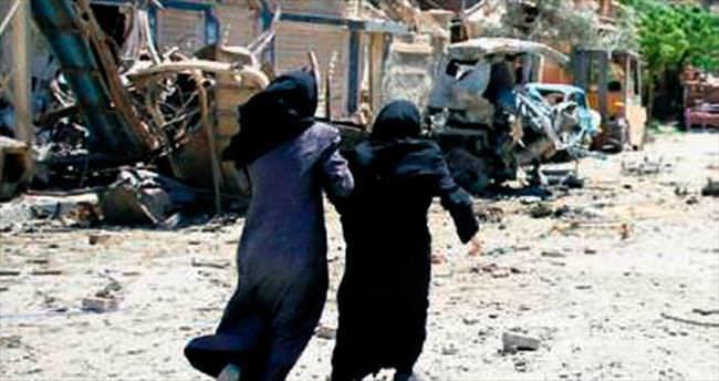 Muhalifler Şam'da ilerliyor
