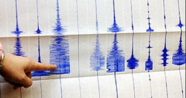 Bursa'da 3.5 büyüklüğünde deprem