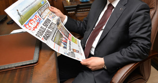 Yeni Türkiye'nin gazetesi