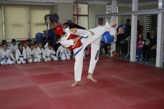 Taekwondocular Hazırlıklarını Sürdürüyor