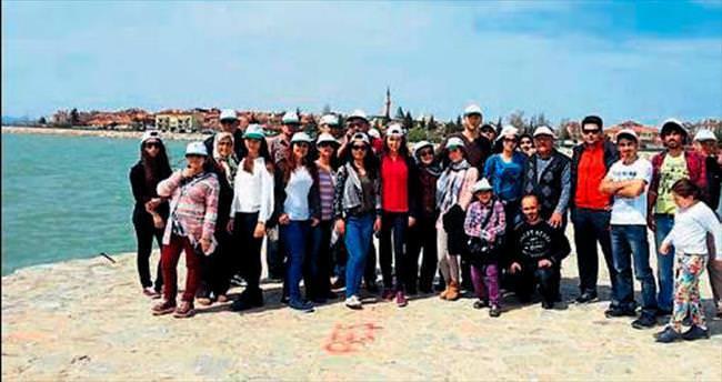 Antalyadaki Konyalılar memleketlerini geziyor