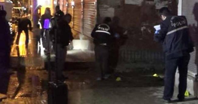 Diyarbakır'da pompalı tüfekle saldırı