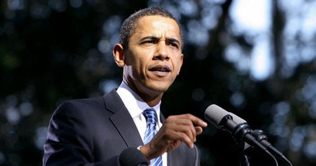 Obama o kelimeyi kullandı ilk tepki geldi