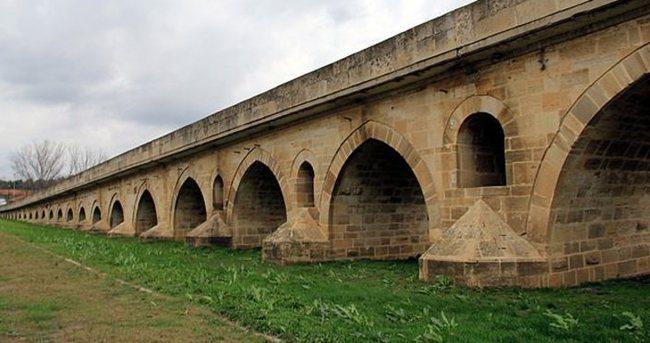 Uzun Köprü UNESCO geçici listesine alındı
