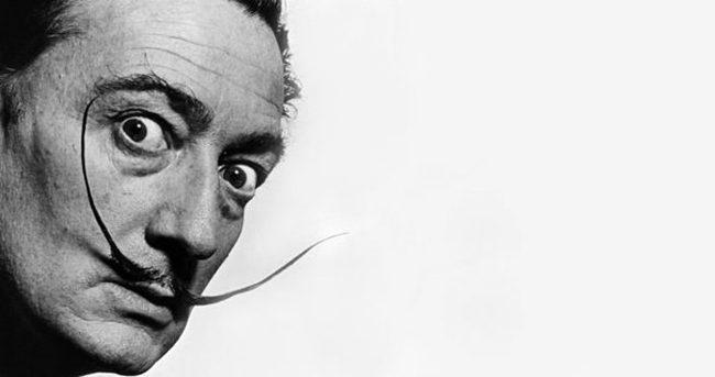 Salvador Dali'nin mezarı açılarak, DNA testi yapılacak