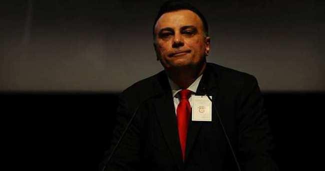 Ahmet Özdoğan resmen Galatasaray Başkan Adayı