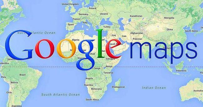 Google'dan yeni maps özelliği