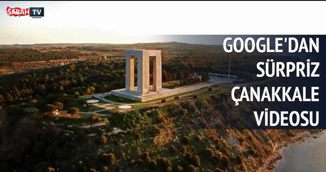 Google'dan 100. yıl videosu: Adım Adım Gelibolu