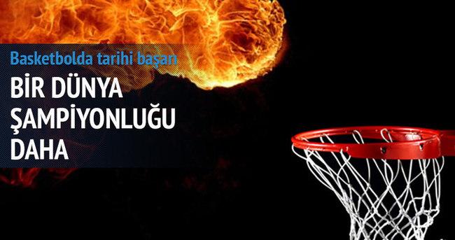 Doğa Koleji basketbol dünya şampiyonu!