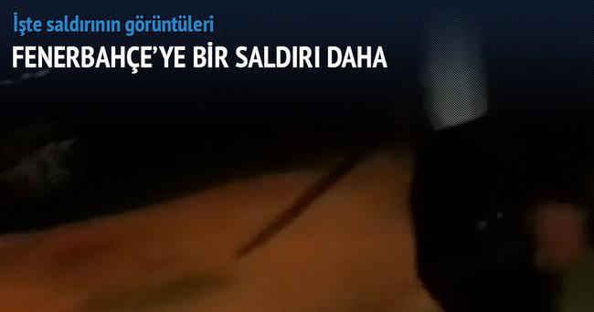 Fenerbahçe'ye bir saldırı daha