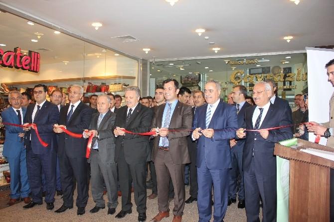 6. Tarım Ve İnsan Fotoğraf Sergisi Ermerkez'de Açıldı