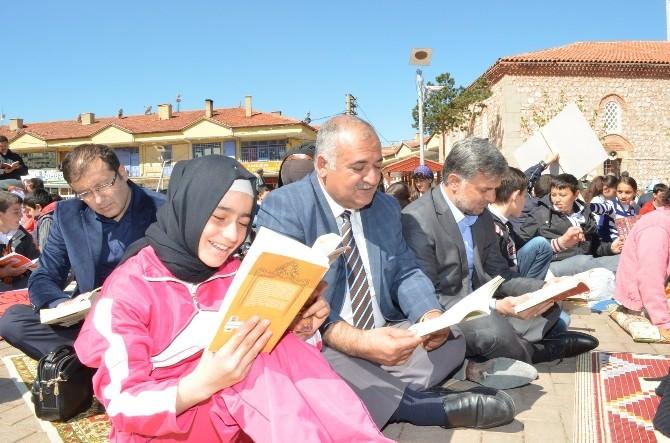 Alaca'da Dünya Kitap Günü Kutlamaları