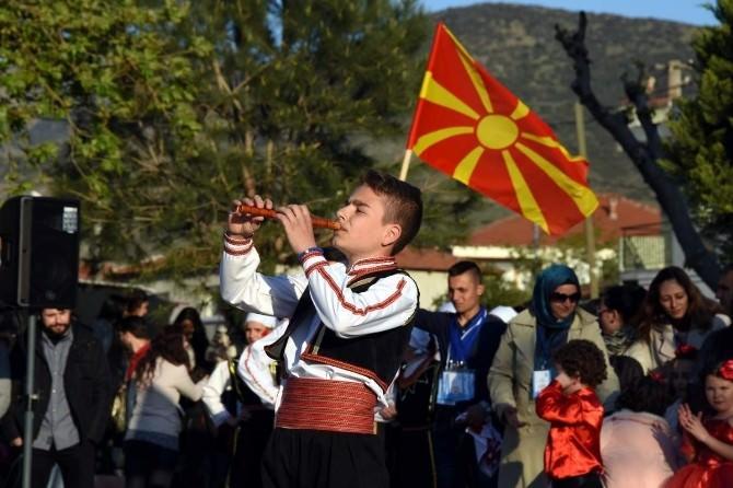 23 Nisan Kutlamaları Helvacı'da Da Yapıldı