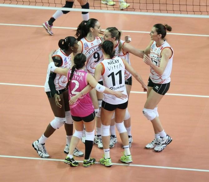 Türkiye Bayanlar Voleybol 1. Ligi