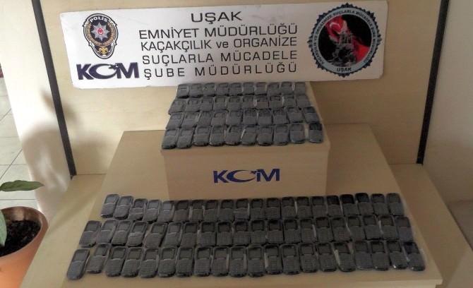 Amcaoğullarının Kaçak Telefon Macerası Poliste Son Buldu