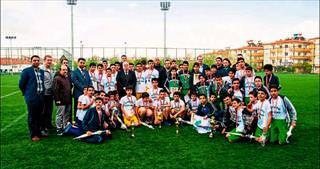 23 Nisan Futbol Şenliği sona erdi
