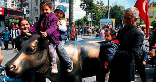 İzmir sokaklarında Kurtuluş destanı