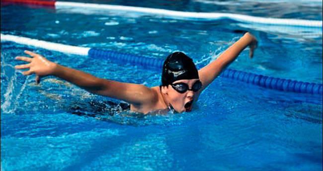 Mamak yüzme havuzunda sezon hazırlıkları tamam