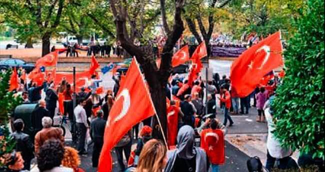 Türkler ve Ermeniler karşı karşıya geldi