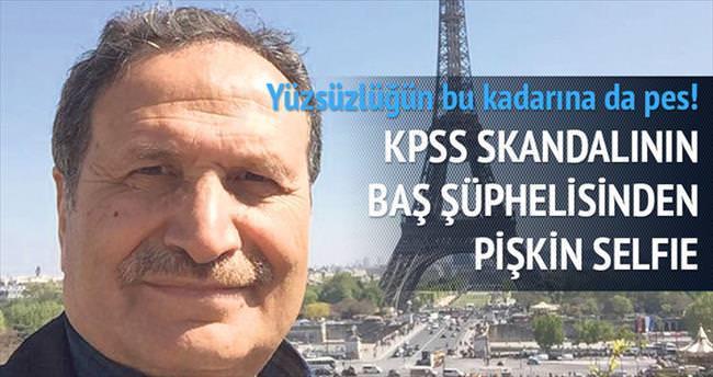 Gülen'in rektöründen pişkin selfıe