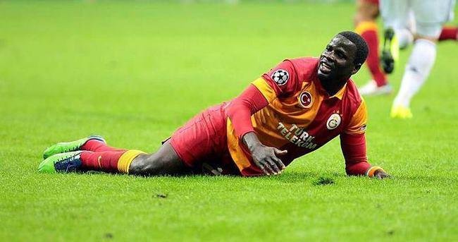 Eboue'den Galatasaray'a sürpriz teklif!