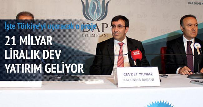 Bakan Yılmaz DAP Eylem Planı'nın ayrıntılarını açıkladı!