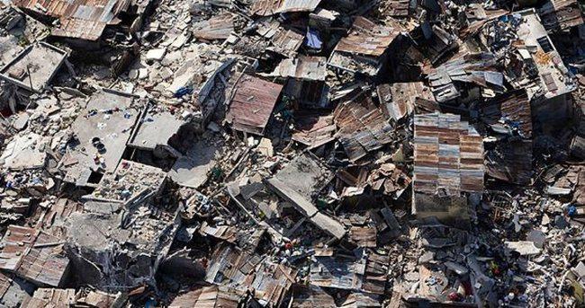 2010'da Haiti depremi 316 bin can aldı