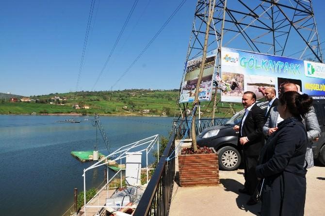 Başkan Doğan'dan Gölkay Park İkinci Etap Müjdesi