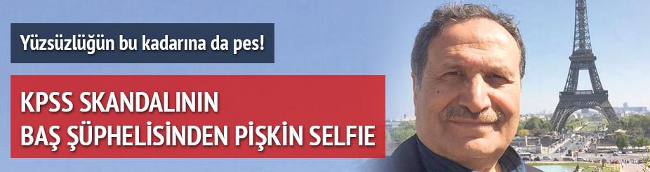 Gülen'in rektöründen pişkin selfıe - Gündem Haberleri