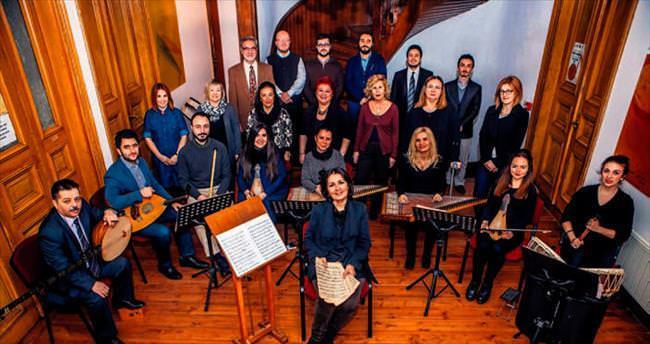 Osmanlı müzik yuvası