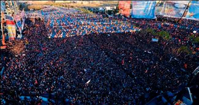 AK Parti'nin Ankara mitingi 31 Mayıs'ta