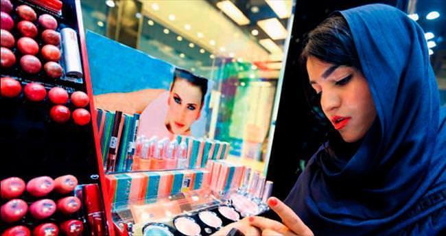 Arap kadınları Türk kozmetiğini uçurdu