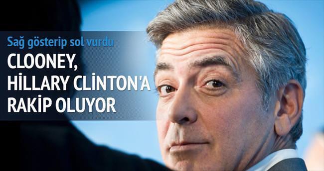 Başkanlık aday adayı Clinton'a yakışıklı rakip