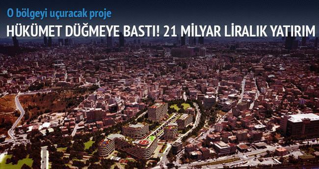 Doğu Anadolu'ya 21 milyarlık yatırım