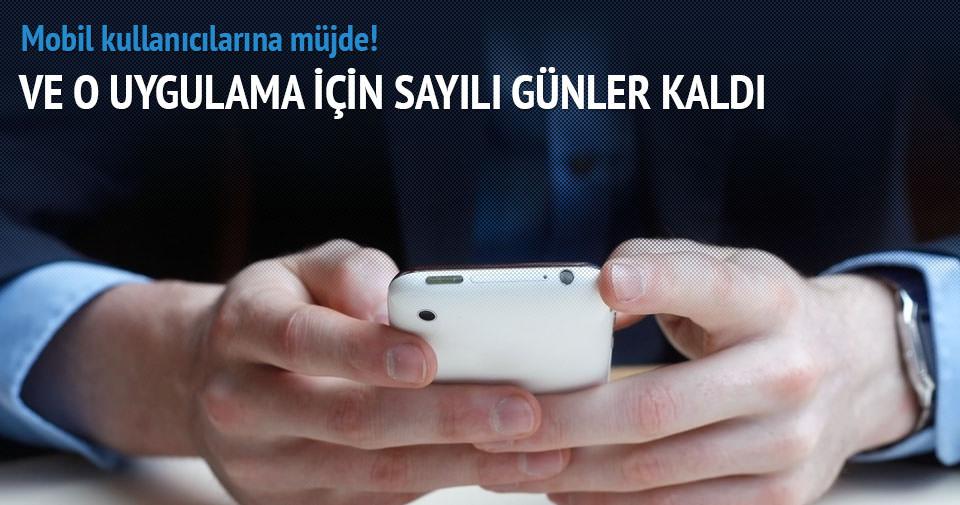 'SMS yasağı' 1 Mayıs'ta başlıyor