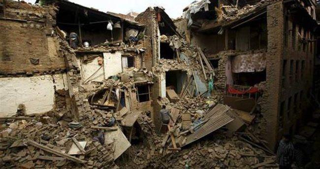 Kanada'dan Nepal'e büyük yardım