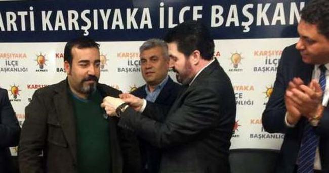 CHP'li aday AK Parti'ye geçti