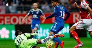 Lyon maç fazlasıyla lider