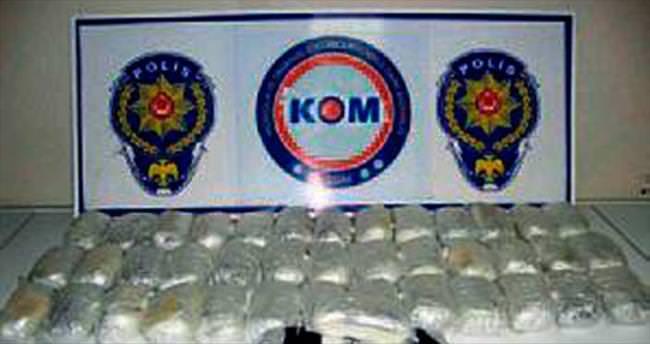 Uyuşturucu tacirlerine Hatay'da ağır darbe