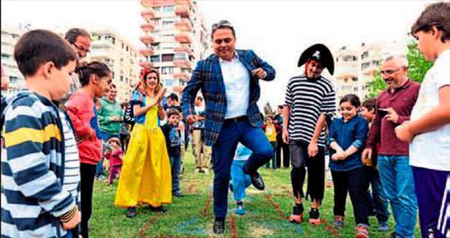 Muratpaşa'da şenlik coşkusu