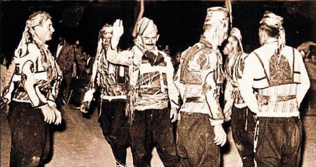 Eskiden Antalya'da neler giyiliyordu?