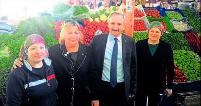 MHP'li adaylardan esnaf turu