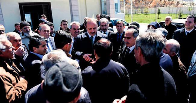 Başkan Akgül'den Zirvekent'e ziyaret