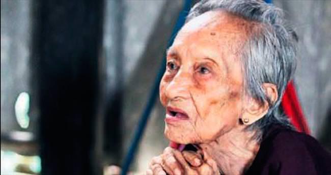 En yaşlı kadın bir yıl daha yaşarsa 1 milyon $ alacak