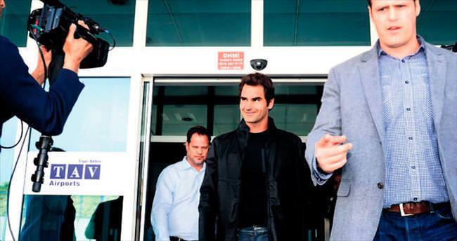 Artık bebek Federer yok