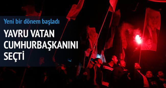 KKTC'de Mustafa Akıncı dönemi
