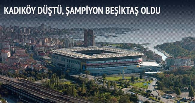 Konutun prim liginde şampiyon Beşiktaş