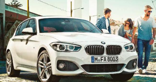 BMW 1 Serisi'ne 1.5 lt dizel geldi