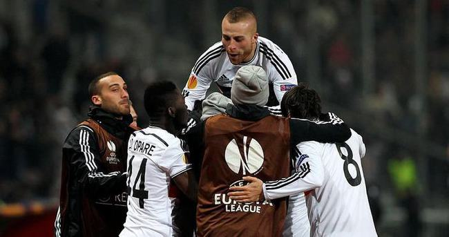 Beşiktaş zirve avında