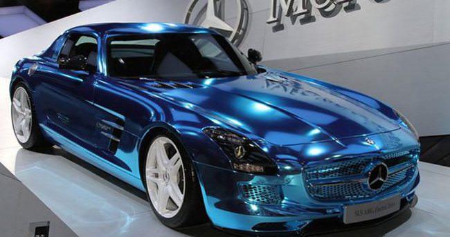 Çin'den Mercedes'e para cezası